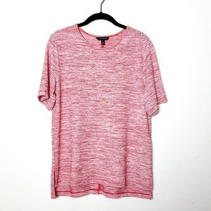 Banana Republic Red Stripped T-Shirt
